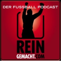Logo of the podcast Reingemacht - Der Fussball Podcast