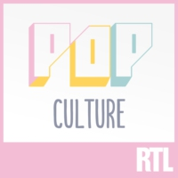 Logo of the podcast RTL Pop Culture