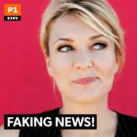 Logo of the podcast Faking News! - Den med rappen om Lars Løkkes kommende valg