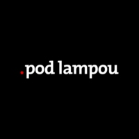 Logo of the podcast .pod lampou podcast