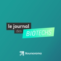 Logo du podcast Le Journal des Biotechs : l'analyse de Martial Descoutures (Oddo BHF)