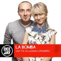 Logo of the podcast La bomba