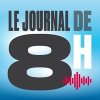 Logo du podcast Le Journal de 8h