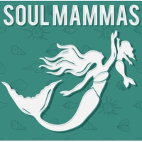 "Logo du podcast Remi Nealon ""Moms who ride big waves, facing fears and following our truth"""