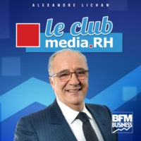 Logo du podcast Club Media RH