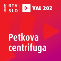 Logo du podcast Petkova centrifuga