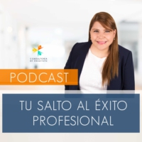 Logo of the podcast Tu Salto al Éxito Profesional