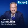 Logo of the podcast Europe Midi -  Romain Desarbres