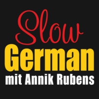 Logo of the podcast Slow German