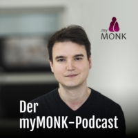 Logo of the podcast myMONK Podcast
