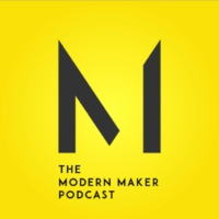 "Logo of the podcast EP. 141 | Digital Fabrication Isn't ""Easier"""