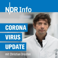 Logo of the podcast Das Coronavirus-Update mit Christian Drosten