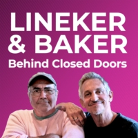 Logo du podcast Lineker & Baker: Behind Closed Doors