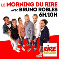 Logo du podcast Le Morning du Rire avec Bruno Roblès