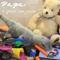 Logo of the podcast Papa, à quoi on joue ? - 28 - Clic… Clic… Clic…