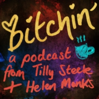 Logo of the podcast bitchin'