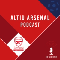 Logo of the podcast En Arsenal evergreen mod Everton, top 4-muligheder og Wengers post Arsenal-tid