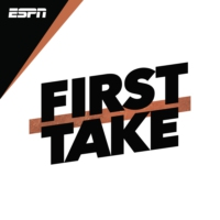 Logo of the podcast First Take