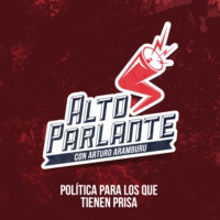 Logo of the podcast AltoParlante