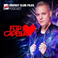 Logo of the podcast ENERGY Club Files Podcast - Flip Capella