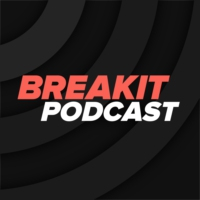 Logo of the podcast Breakits Podcast