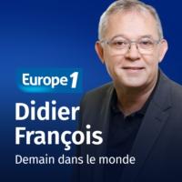 Logo du podcast Demain dans le monde- Didier François