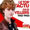 Logo du podcast Julie Villers - Le top de l'actu sur Rire & Chansons
