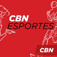 Logo of the podcast CBN Esportes