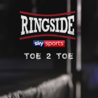 Logo of the podcast Ringside Toe2Toe Boxing Podcast
