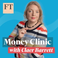 Logo of the podcast Money Clinic with Claer Barrett