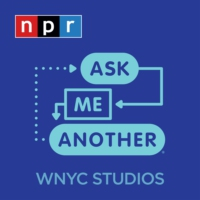 Logo of the podcast Ask Me Another