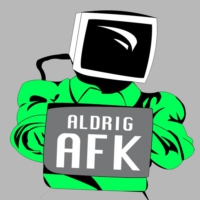 Logo of the podcast 142 ALDRIG AFK LIVE - DET STORE HEARTHSTONE AFSNIT