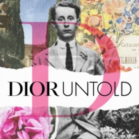 Logo of the podcast DIOR UNTOLD