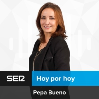 Logo of the podcast La Firma de Pepa Bueno