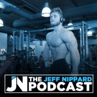 Logo du podcast #36 - Vegan Diet Science: Are Eggs Bad? Vegan Bodybuilding? Is Red Meat Bad?