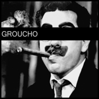 Logo of the podcast Groucho