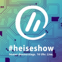 Logo of the podcast #heiseshow (Audio)