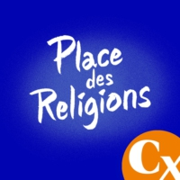 Logo of the podcast Place des religions