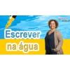 Logo du podcast ESCREVER NA ÁGUA