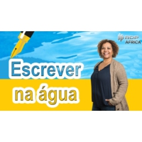 Logo of the podcast Escrever na Água