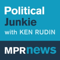 Logo du podcast Political Junkie talks ethics, tweets and testimonies
