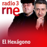 Logo of the podcast El hexágono - Tormentas - 03/10/20