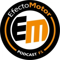 Logo of the podcast Efecto Motor - Podcast de F1