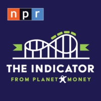 Logo of the podcast The Indicator from Planet Money