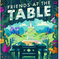 Logo of the podcast Friends at the Table