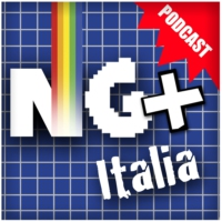 Logo of the podcast NG+ Italia episodio 182