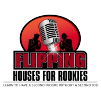 Logo of the podcast Flipping Houses for Rookies
