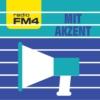 Logo of the podcast FM4 Mit Akzent