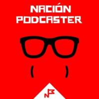 Logo du podcast Nacion Podcaster 134 Evento de podcasting con @Radio_20 Nicolas Moulard @audiovisualMAC