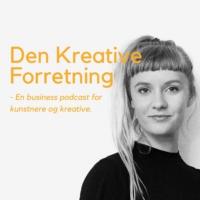 Logo du podcast Den Kreative Forretning
